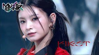 EVERGLOW(에버글로우) - FIRST (Music Bank)   KBS WORLD TV 210528