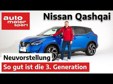 Nissan Qashqai (2021) - Wie gut ist die dritte Generation? - Review | auto motor und sport