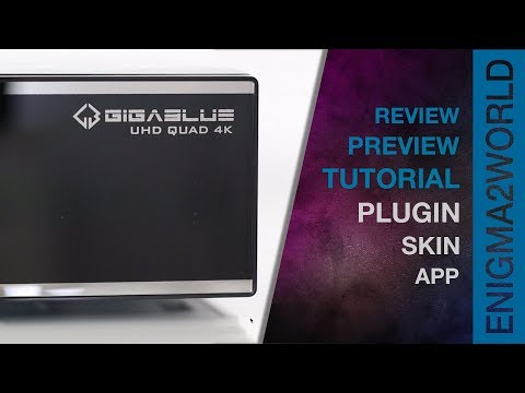 Review Gigablue UHD Quad 4k | Deutsch