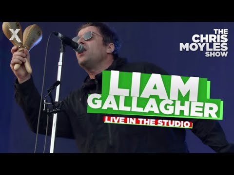 Liam Gallagher on Why Me? Why Not, Molly Moorish, and booze | Chris Moyles Interview 2019 | Radio X