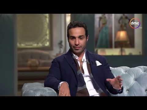 10 دقائق فقط كانت كافية..أحمد فهمي يصف رد فعل والدته بعد مقابلة هنا الزاهد