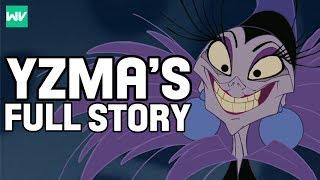 Yzma's Full Story - Her Mother, Bullies & Yzmopolis Explained: Discovering Disney