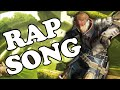 MONSTER HUNTER 4 ULTIMATE RAP SONG! =D