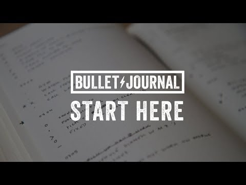 How Bullet Journalling Did (And Didn't) Help Me