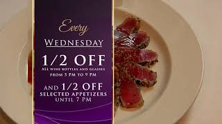 Brix33 Wednesday Night SPECIALS AND PROMOTIONS Wine Bistro New Port Richey FL