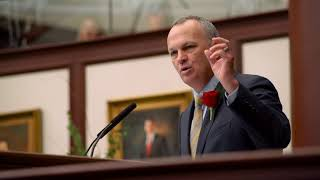 FULL: 1.9.2018 Speaker Corcoran Addresses the Florida House of Representatives on the First Day of t