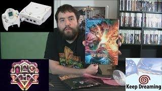 Keep Dreaming - Neo XYX 2014 Sega Dreamcast Game Unboxing - Adam Koralik