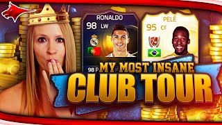 MY MOST INSANE CLUB TOUR EVER!!! THIS CLUB IS TOO OP!