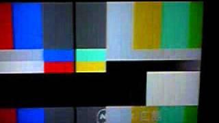 NHK広島総合テレビジョン動くカラーバー
