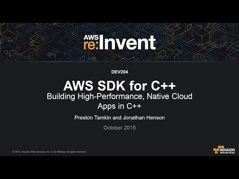 aws-sdk-cpp:AWS SDK for C++