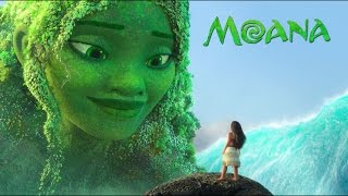 Moana - Te Fiti Restored [Soundtrack Only with Movie Scene] HD