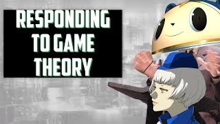 Responding to Game Theory's Persona 4 Video (Fixed Audio)