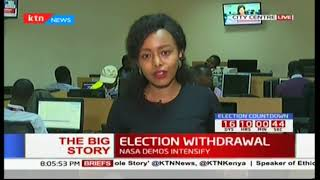 What the law says if Raila Odinga was to boycott the fresh elections