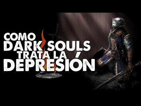 DARK SOULS Y LA PSICOLOGÍA: Como El Juego Trata La Depresión Rompiendo Las Reglas