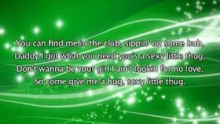 Beyonce   Sexy Lil' Thug, Lyrics In Video