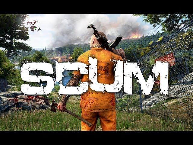 SCUM Trailer