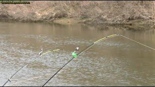 Рыбалка на тюльку весной 2020