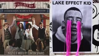 Fall Out Boy: Lake Effect Kid 2008 vs. 2018