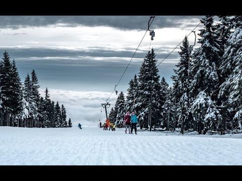 SkiResort Černá hora - Pec: První lyžování 2017/18  - © SkiResort Černá hora - Pec