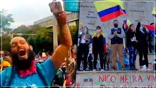 Colombia hoy es el pueblo más valiente del mundo