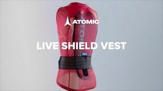 Видео о горнолыжном жилете Atomic Live Shield Vest