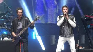 """The Reflex"" (Live) - Duran Duran - Berkeley, Greek Theatre - October 2, 2105"