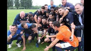Réactions Aubagne FC Vainqueur Coupe de Provence Séniors 2017 2018