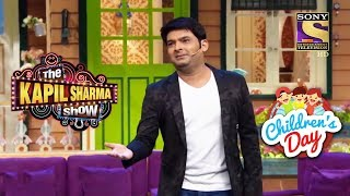 Click here to Subscribe to SetIndia Channel: https://www.youtube.com/user/setindia?sub_confirmation=1  We bring to you the funniest children's day clips from The Kapil Sharma Show. So sit back and enjoy these acts by some of the best comedians while witnessing celebrities spill the beans.  About The Kapil Sharma Show Season 2 :  ---------------------------------------------------------------- Kapil Sharma is back with a new 'Salah Center' (Consultancy Business) in a Mohollah with absurd characters. The wealthy milkman Bachcha Yadav (Kiku Sharda) with his wife Titli Yadav (Bharti Singh) and sister-in-law Bhoori (Sumona Singh) is the one who has rented out houses within the Mohollah and is Kapil Sharma's business partner. The neighbors in the Mohollah are also full of quirks and don't shy away from the antics. With celebrities gracing every episode, The Kapil Sharma Show promises fun-filled entertaining weekends.  More Useful Links :  * Visit us at : http://www.sonyliv.com  * Like us on Facebook : http://www.facebook.com/SonyLIV  * Follow us on Twitter : http://www.twitter.com/SonyLIV Also get Sony LIV app on your mobile  * Google Play - https://play.google.com/store/apps/details?id=com.msmpl.livsportsphone  * ITunes - https://itunes.apple.com/us/app/liv-sports/id879341352?ls=1&mt=8