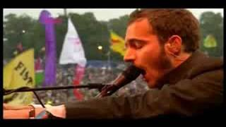 Editors The Racing Rats Glastonbury 2008