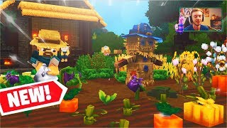 *NEW* Hytale Trailer Reaction w/AciDicBliTzz! (Hypixel Standalone)