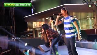 """Hlwan Paing & Bobby Soxer: """"ROCKET"""" Album Promotion"""