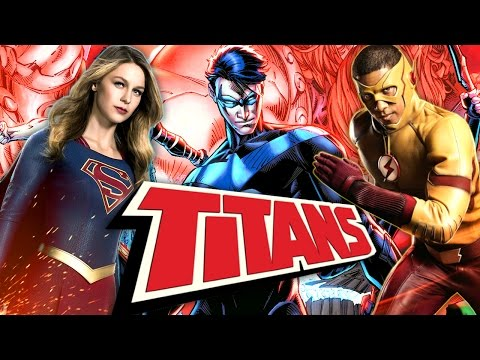 TITANS TV SHOW! What I Want To See!