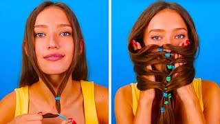 21 SIMPLE LIFE HACKS TO LOOK STUNNING EVERY DAY - Video Youtube