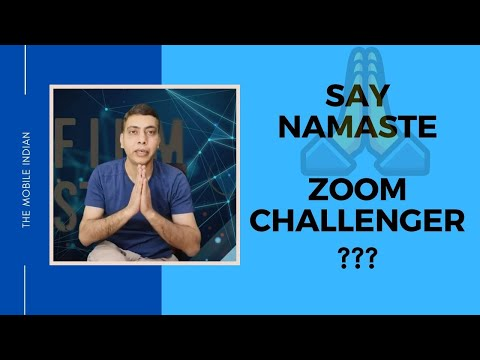 Is Say Namaste India's Answer to Zoom?