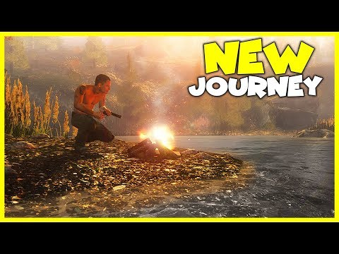 A New Journey - Welcome Back! - Subsistence Gameplay : Part 1