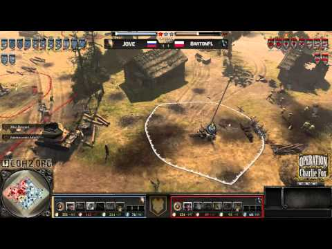 OCF Main Event: BartonPL vs Jove Game 2 + 3