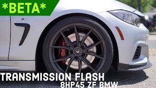 BOOTMOD3 TRANSMISSION FLASHING BY PROTUNING FREAKS ON THE BMW F30