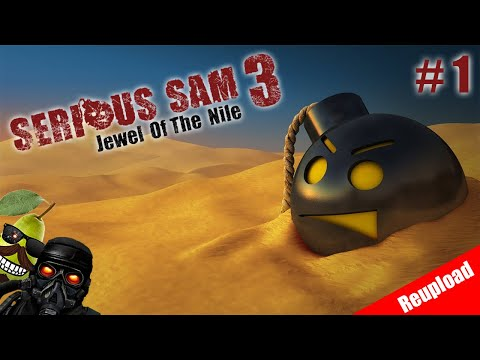 /CZ Co-op REUPLOAD\ Serious Sam 3: Jewel of the Nile DLC Part 1 - Dej sem to očko