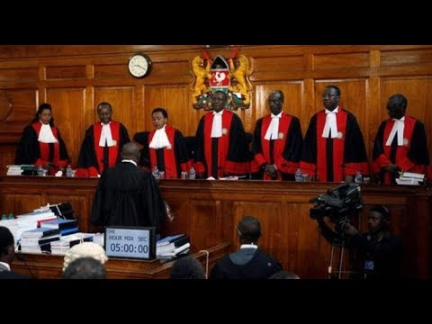 The evidence against Uhuru Kenyatta's re-election