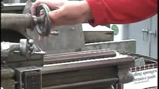 SOUTHBEND METAL LATHE part 1 of 2 (basic use)