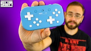 The New Switch Lite Controller Is Weird