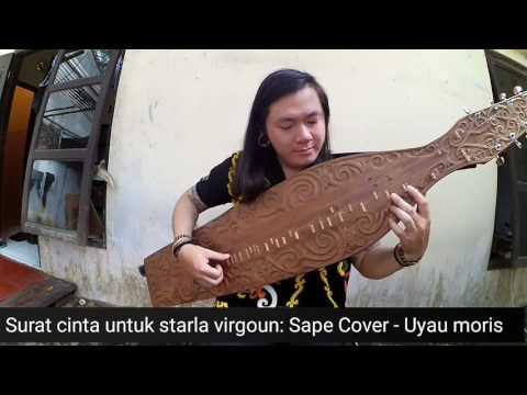 gratis download video - Surat Cinta Untuk Starla Virgoun Sape Cover alat musik tradisional Kalimantan