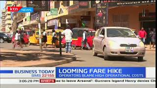 Looming Fare Hike:Thika PSV operators to hike fares,blames high operational cost