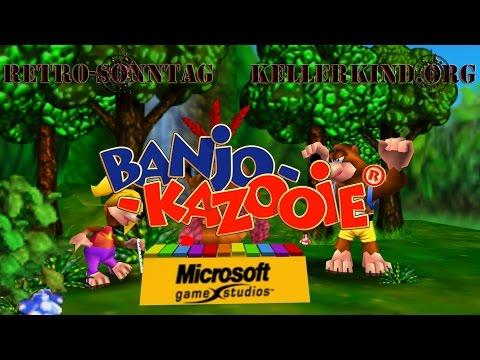 Retro-Sonntag [HD] #006 – Banjo Kazooie (N64) – Teil 1 ★ Let's Show Game Classics