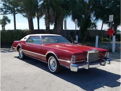 1976 Lincoln Continental Mark IV (CC-1383455) for sale in Fort Walton Beach, Florida
