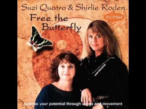 Suzi Quatro  Free the butterfly