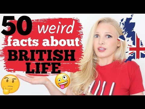 50 Weird & Confusing Facts About British Life & Culture
