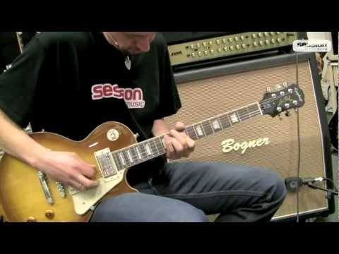 Vergleich: Epiphone Les Paul Standard und Gibson Les Paul Studio