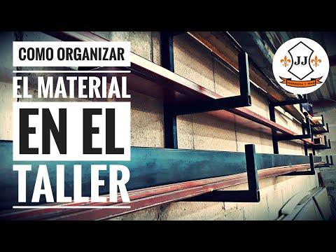 Soportes O Bases Para Organizar El Material El TALLER