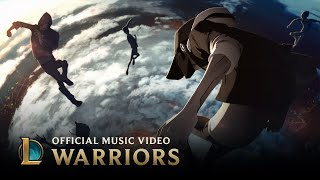 Imagine Dragons: Warriors